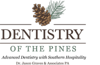 Dentistry of the Pines Logo