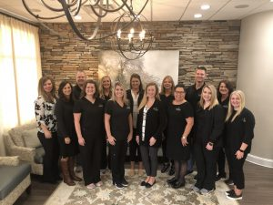 Dentistry of the Pines team photo